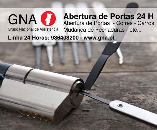 Abertura de Portas Portalegre 24 Horas
