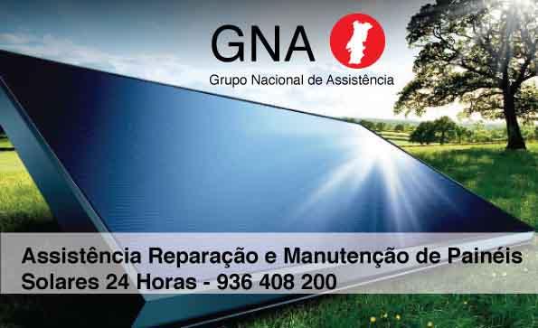 Assistência Painéis Solares Oeiras - Reparação - Manutenção - Venda