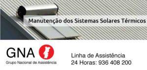 Painéis Solares - Reparação e manutenção