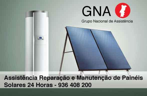 Assistência Painéis Solares Baião