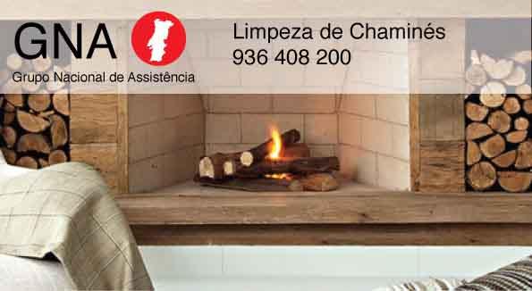 Limpeza de Chaminés Guimarães
