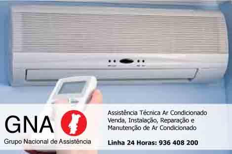Assistência Ar condicionado Braga