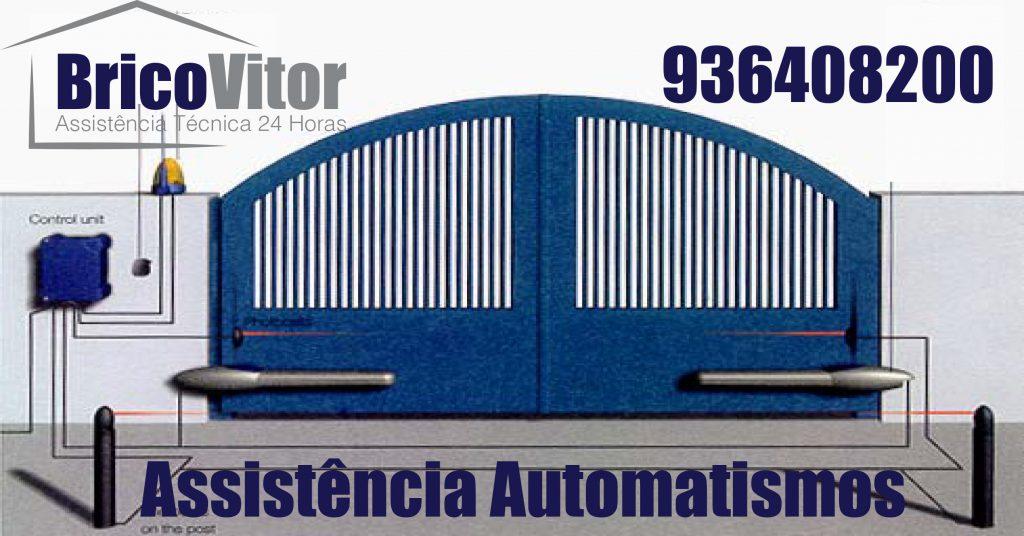 Assistência Automatismos de Portões
