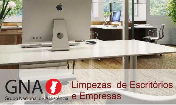 Limpeza de empresas - Limpeza de escritórios
